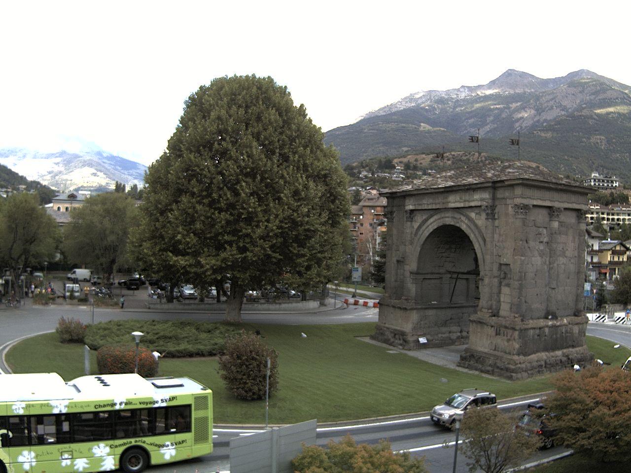 Веб-камеры Аоста, Италия в реальном времени