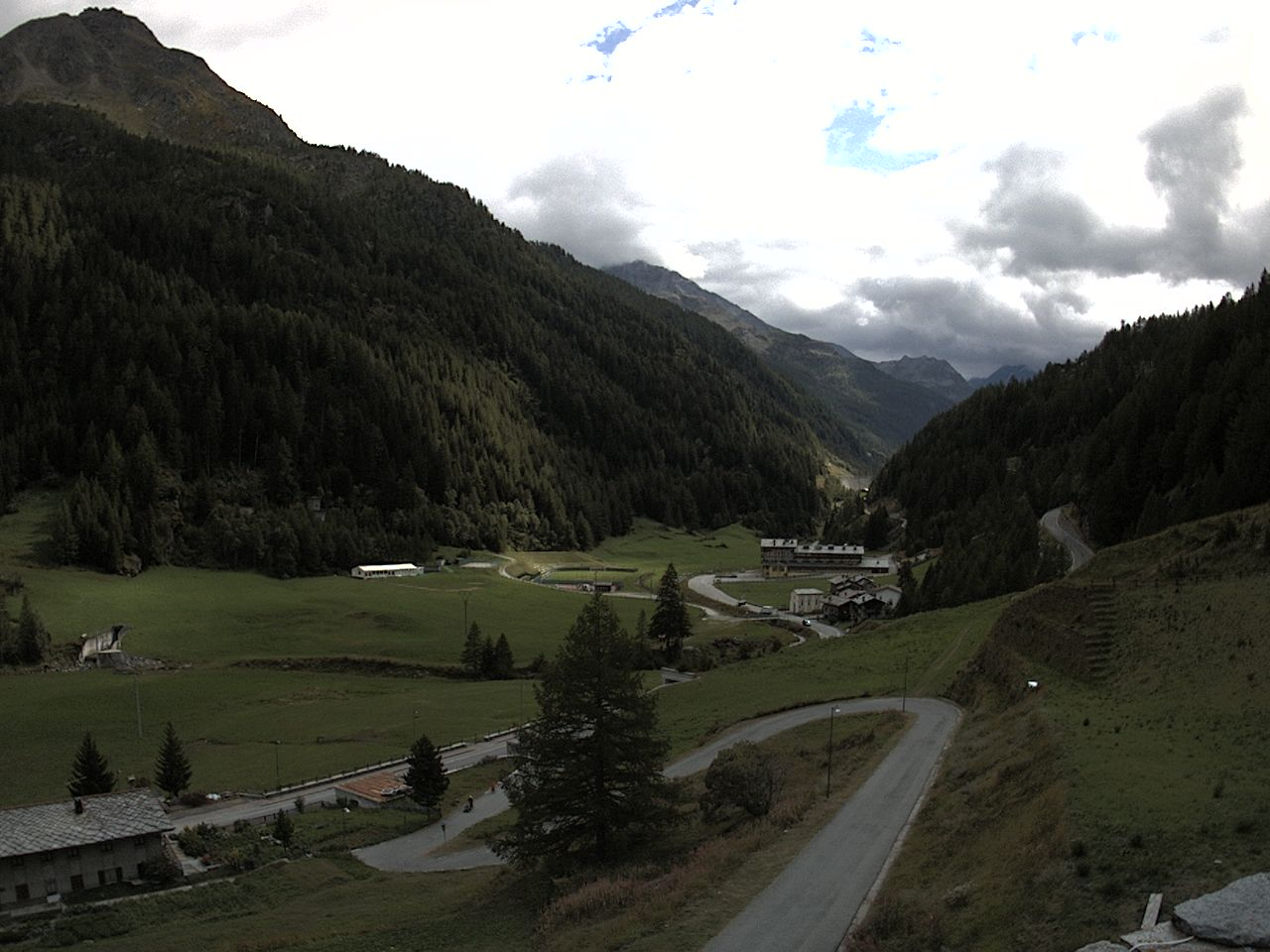 Valgrisenche Webcam