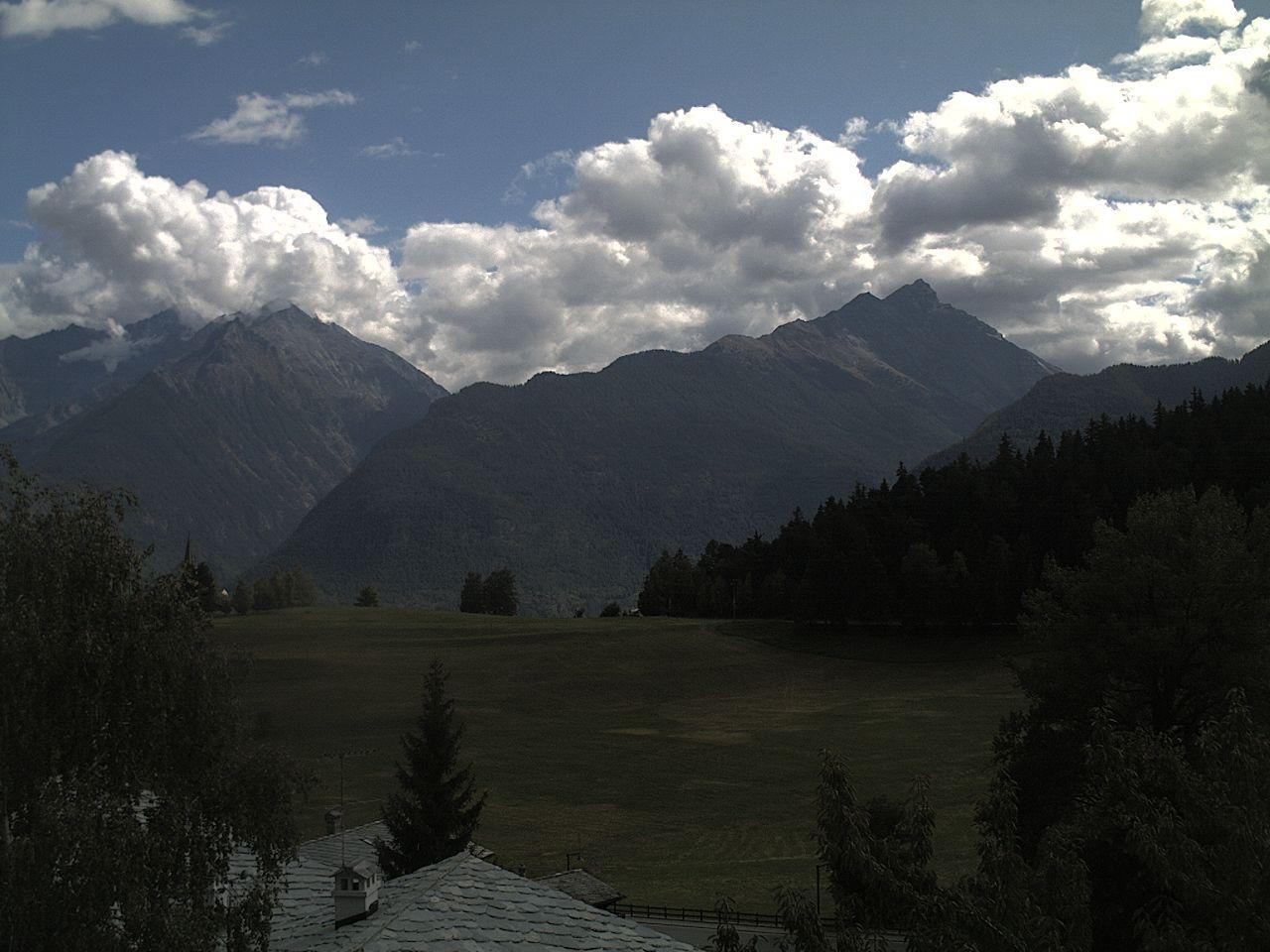 Webcam Aosta Meteo