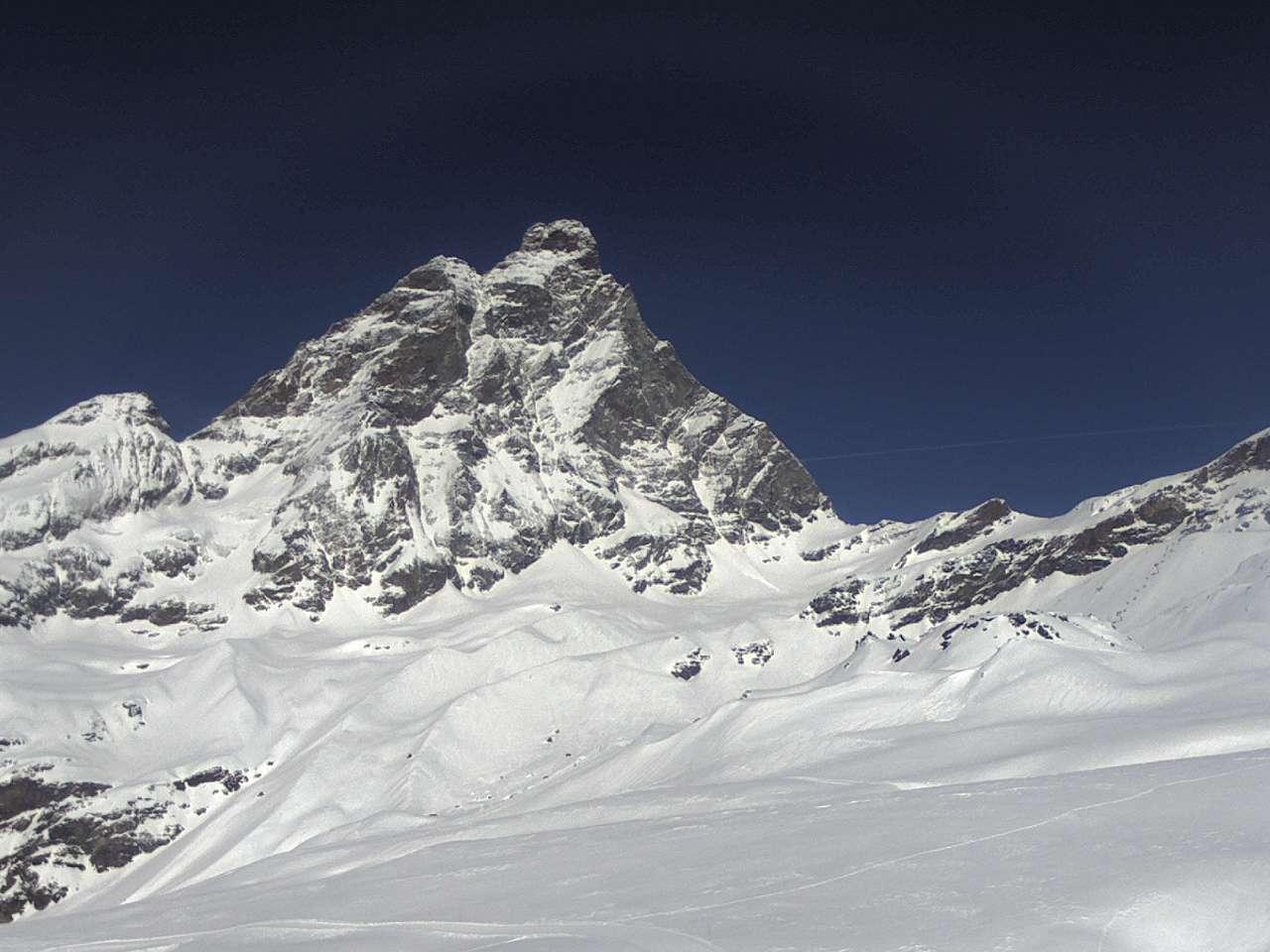 Plan Maison (2.561m.) - Matterhorn