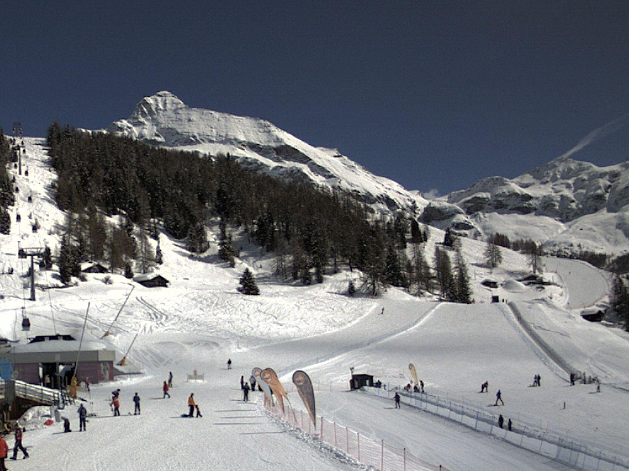 Webcams de Monterosa Ski