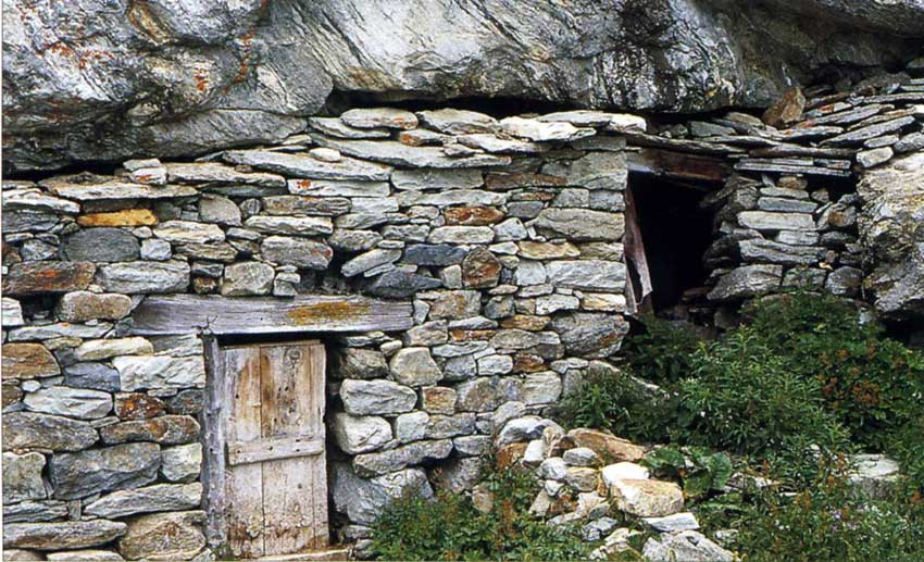 Rivista environnement - Costruire case in pietra ...