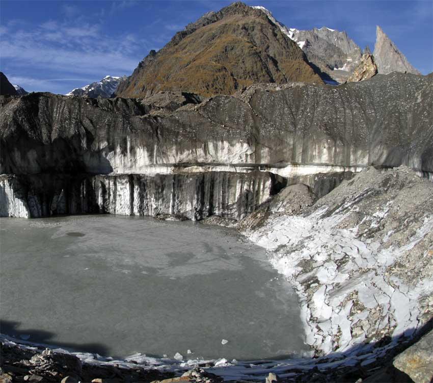 Rivista environnement for Cabine del lago vuoto