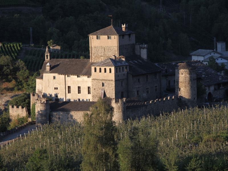 Castello Sarriod de La Tour