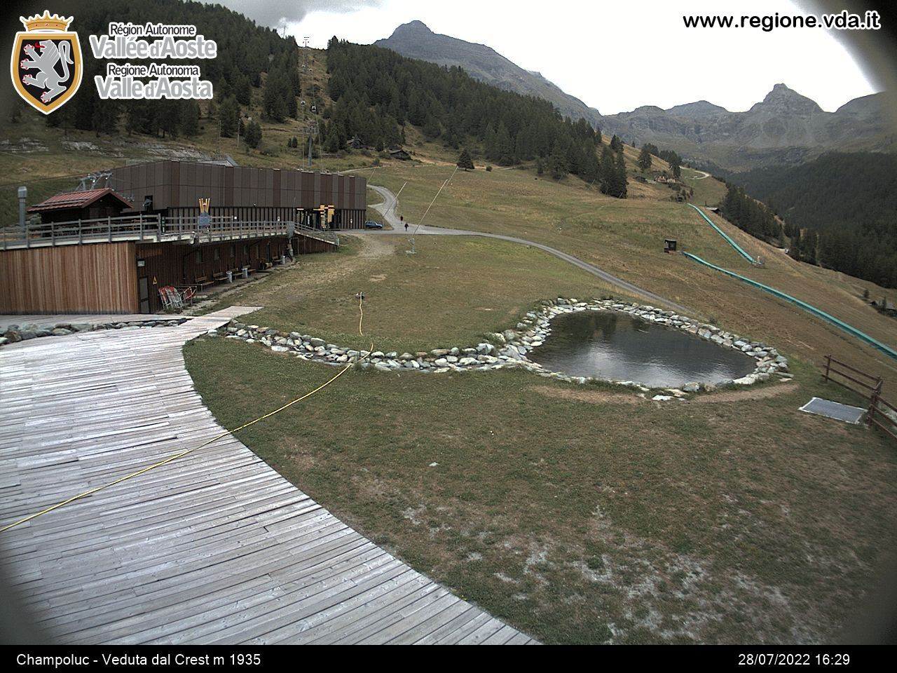 Webcam, Champoluc
