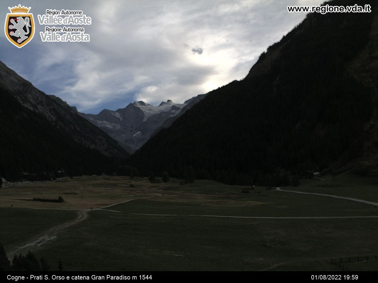 webcam cogne