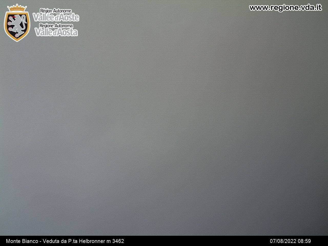 Punta Helbronner webcam