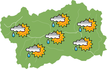 Weather - Sunday 11-04-2021