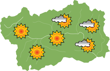 Weather - Wednesday 24-04-2019