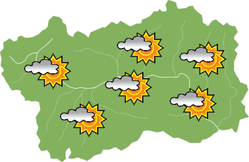 Weather - Sunday 07-03-2021