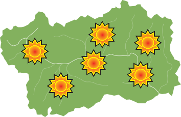 Weather - Sunday 05-07-2020